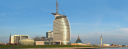 ATLANTIC Hotel SAIL City - Bremerhaven